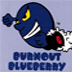 Burn Out Blueberry